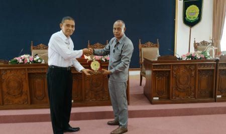Komisi III Kunjungi BPBD dan DPRD Kabupaten Bantul