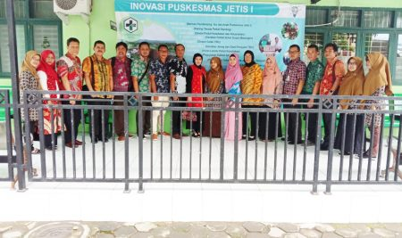 Komisi IV Sambangi Dinas Sosial dan Puskesmas Kabupaten Bantul