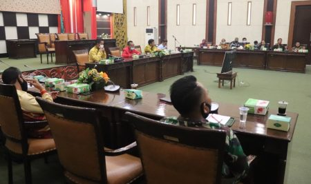 Hearing dengan Musisi dan EO, DPRD Cari Solusi Event ditengah Pandemi Covid 19