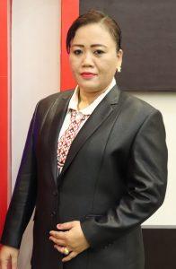 Melani Astuti - F. PDI P