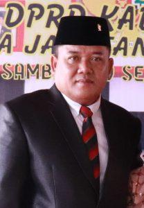 Syarif H Karim - F. PDI P
