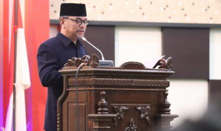 DPRD Setujui Raperda APBD Perubahan TA 2020