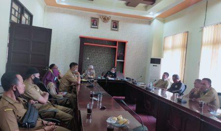 Sekretariat DPRD Gelar Evaluasi dan Sharing Kinerja Tahunan