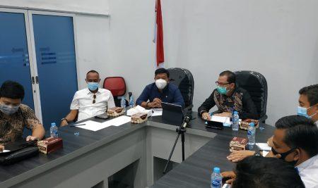 Komisi III Konsultasi Transfortasi ke BPTD Kalbar