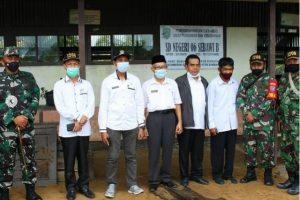 Kunjungan Ketua DPRD dan Dandim 1208 2