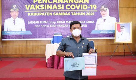 ARIFIDIAR : Jangan Takut Di Vaksin, Ayo Bersama Berikhtiar menanggulangi Covid-19