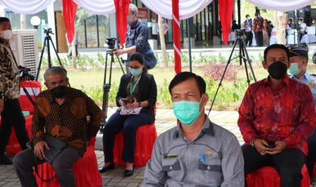 Ketua DPRD hadiri Pencanangan Gerbangdutas di Aruk, Sajingan Besar