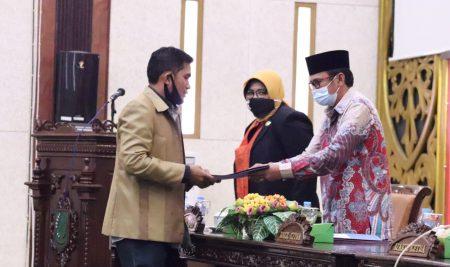 DPRD Sambas Gelar PU Fraksi 2 Raperda Inisiatif