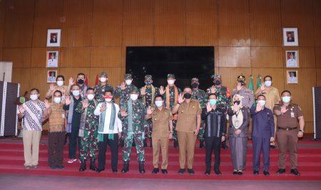 Dewan Ketahanan Nasional Sambangi Sambas